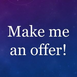 Make me an offer I can't refuse!! 😊😊